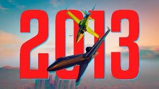 ¿Como era GTA Online el 2013?