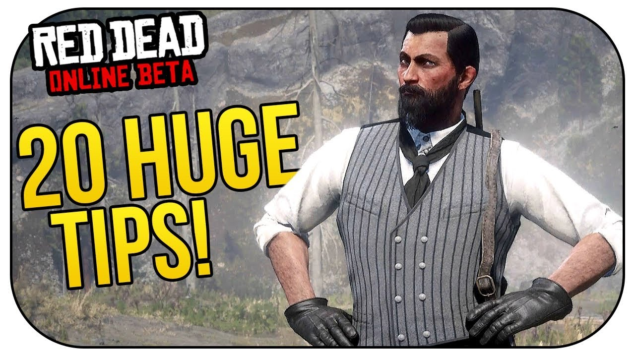20 Things You DIDN'T KNOW YOU COULD DO in Red Dead Online!