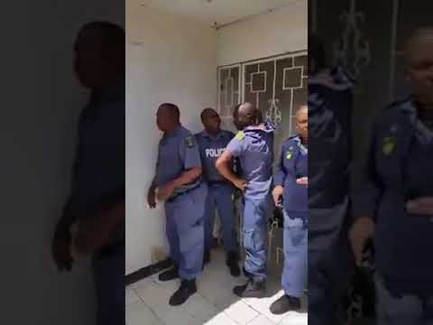 South African Police Reportedly Kills Another Nigerian
