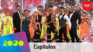 Gala Final Bailarines - 08 de enero del 2019 | Rojo