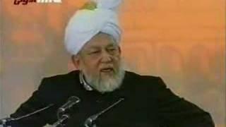Ahmadiyya - Q/A Session 25/02/1996 4/11