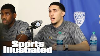How Long Should LiAngelo Ball, UCLA's Thieving Three Be Suspended For? | SI NOW | Sports Illustrated thumbnail