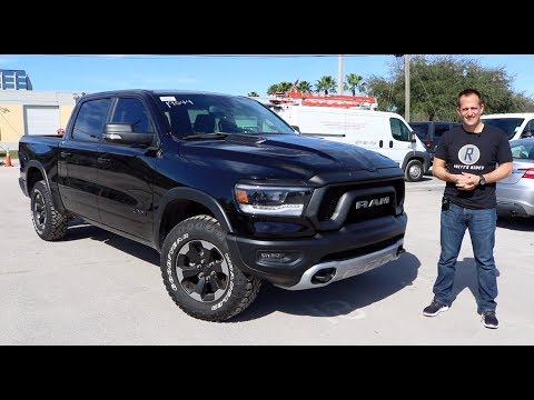 Does the 2019 Ram 1500 Rebel COMPETE with the Raptor & Tundra?