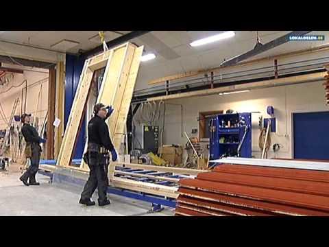 hus boden vittj rvshus i boden ab youtube. Black Bedroom Furniture Sets. Home Design Ideas