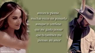 Joss Favela, Becky G - Pienso en Ti (letra/lyrics)
