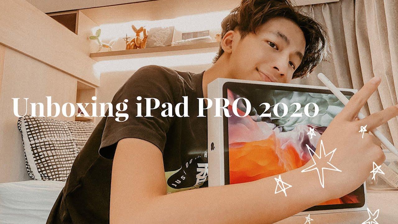 iPad Pro 2020 UNBOXING 📱
