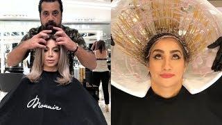 Top 10 Hairstyles Transformation by Mounir Salon!