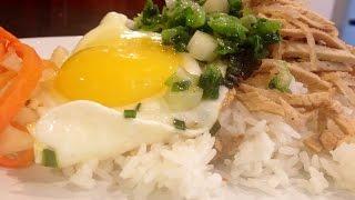 Shredded Pork & Rice (cơm Bì) - Cathy Ha Vietnamese Home Cooking
