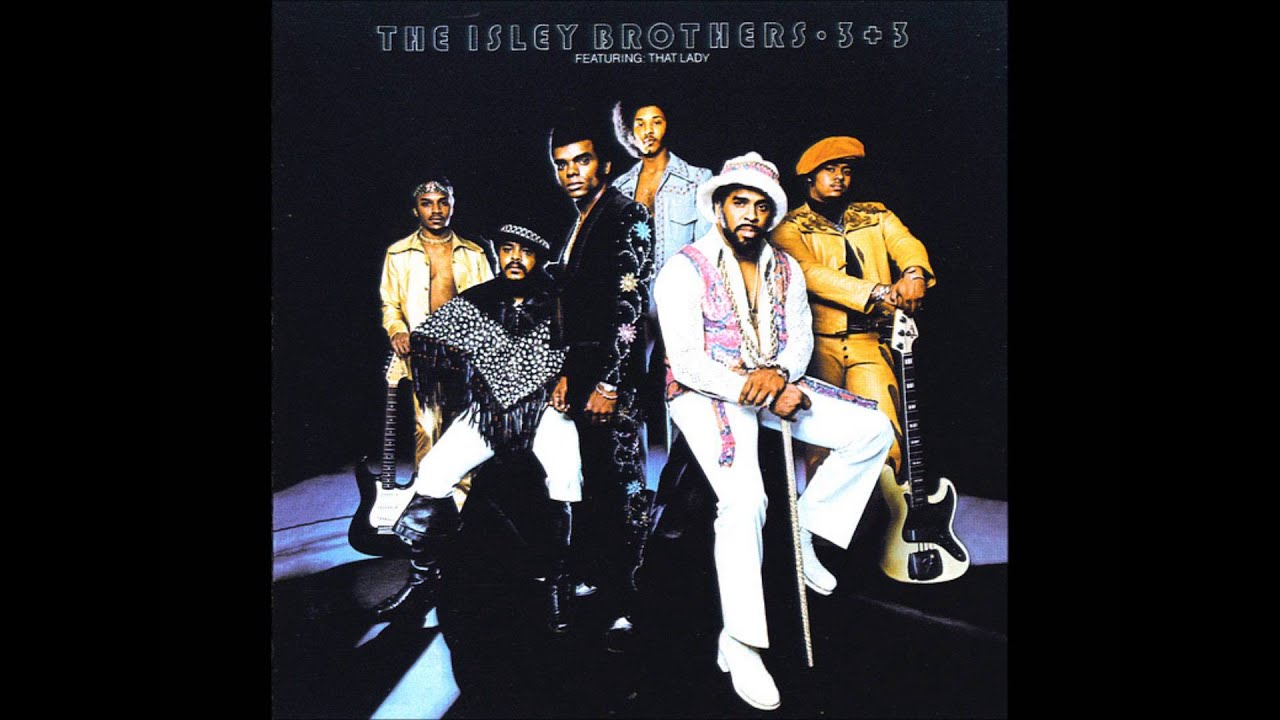 isley brothers historical significance