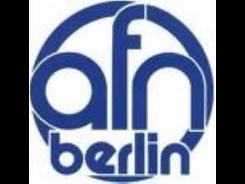 AFN Berlin 88fm - another radio station that does not exist any more...