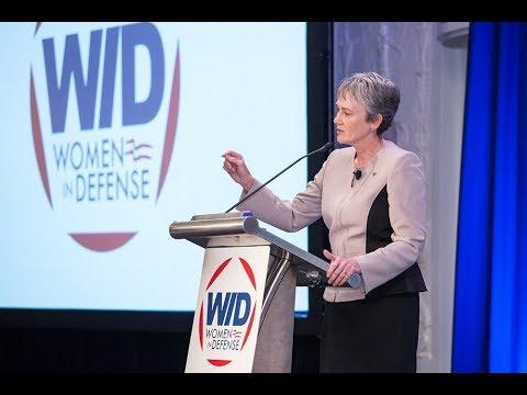 2017 WID's National Conference | AF Secretary Wilson's Closing Keynote Speech