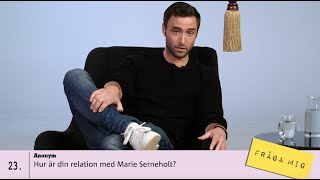 Fråga Mig - Måns Zelmerlöw