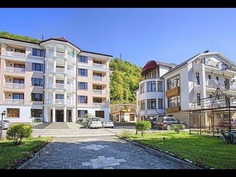 Отель «Райда» Гагра, Абхазия