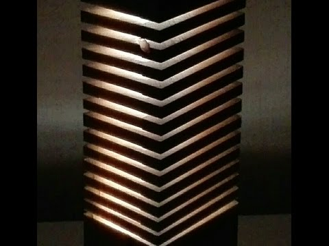 Decorative lamp / Lamppu