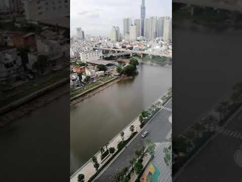 Căn hộ 5 sao Vinhomes Golden River Ba Son full nội thất view sông cần cho thuê – 0944997014