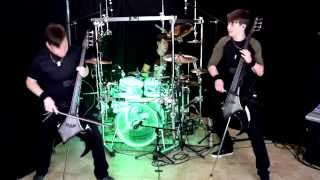 Green Day - American Idiot - Cover - Rock Cello & Drum Cover