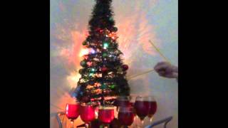 Wine Glass Carols - How Lovely Shines the Morning Star