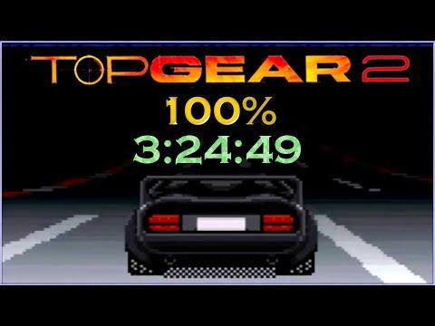 TOP GEAR 2: 100% Speedrun - 3:24:49