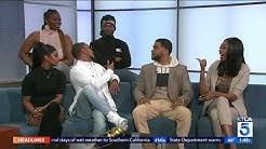 The Cast of Boomerang Talk Season 2