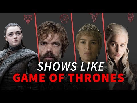 TV Shows Like Game Of Thrones