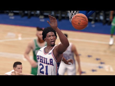 NBA LIVE Playoffs 2018 Philadelphia 76ers vs Boston Celtics Full NBA Game 4 NBA LIVE 18