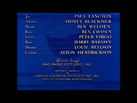 RKO Radio Pictures/MGM Television (1948/2001)