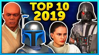 Star Wars Battlefront 2 Top 10 Mods of the Year 2019 - Mod Showcase