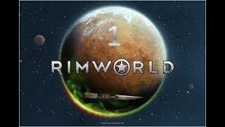 Rimworld #1 Harte Landung