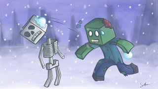 Minecraft Mini Games #4 : Snow Fight | Fb stranica :D ?!