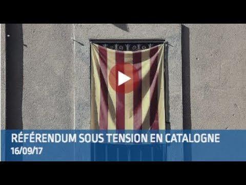 """Résultat de recherche d'images pour """"informations télévisées referendum catalogne"""""""