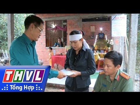 THVL | Ban ATGT tỉnh Vĩnh Long thăm gia đình người bị TNGT
