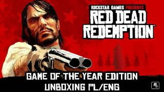 Red Dead Redemption Game of The Year Edition PS3 - Unboxing PL/ENG