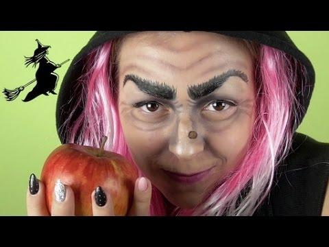 disney �arodějnice disney witch halloween tutorial youtube