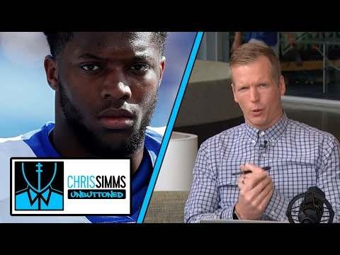 How Josh Allen went from unheralded recruit to NFL  Chris Simms Unbuttoned  NBC Sports