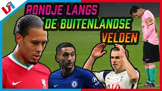 Teleurstellend Debuut Ziyech & Bale, Groot Verlies Van Dijk, Barça & Real Madrid Pover