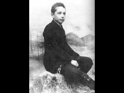 Episode 3.50.1: Supplemental-Albert Einstein, A Fine Young Swabian