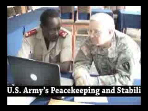 U.S. Africa Command Present BURUNDI MOD by Army Africa