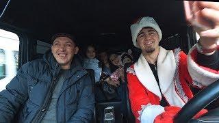 Такси эконом на G 55 AMG (ГЕЛИК)