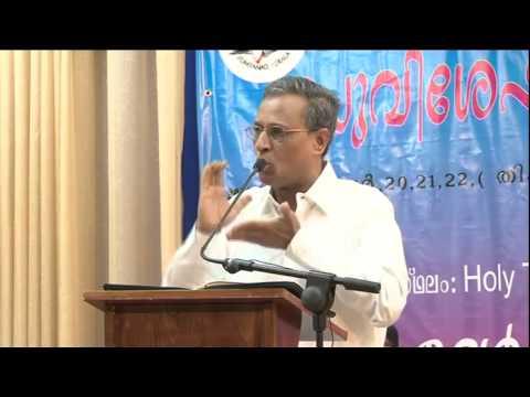 IPC Beersheba Dubai Convention Day 3 - Message by Pastor P.T. Thomas