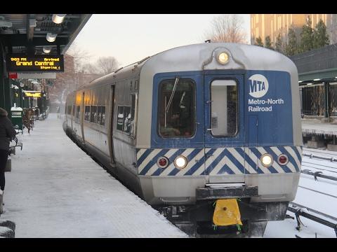 M3A Harlem Line #564 at Fordham