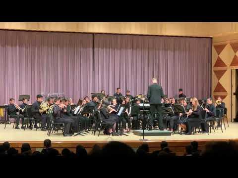 Kastner Intermediate Symphonic Band: Amaparito Roca