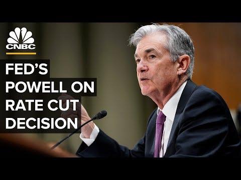 WATCH LIVE: Fed