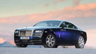 Rolls-Royce Wraith Review Documentary Rolls-Royce Wraith Commercial CARJAM TV HD 2016