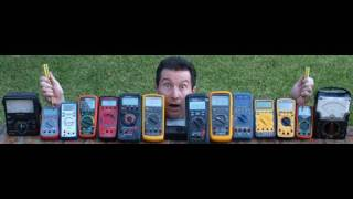 EEVblog #91 - $50 Multimeter Shootout - Extech EX330, Amprobe AM220, Elenco, Vichy VC99, GS Pro-50