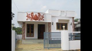 3BHK 800 Sqft House at Kochrika near Koonammavu / Kongorpilly - 25 Lakhs