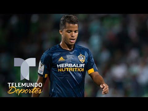 Giovani dos Santos, cerca de abandonar al LA Galaxy de la MLS | Telemundo Deportes