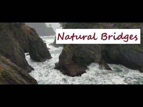 Natural Bridges on the Oregon Coast | Van Life | Full Time Solo Traveler