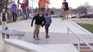 St Cloud Minnesota Skate Plaza