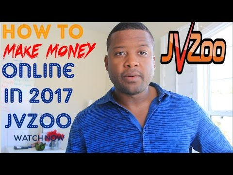 How To Make Money Online in 2018 | Jvzoo