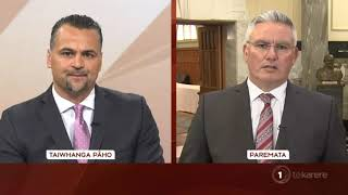 Tōrangapū: What is Kelvin Davis' take on removal of Jesus' name from prayer?